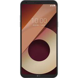 LG Q6a M700 (платиновый) ::: - Мобильный телефон