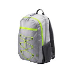 HP Active Backpack 15.6 (серый) - Сумка для ноутбукаСумки и чехлы<br>HP Active Backpack 15.6 - рюкзак, макс. размер экрана 15.6quot;, материал: синтетический