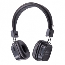 Ritmix RH-480BTH (черный) - НаушникиНаушники и Bluetooth-гарнитуры<br>Стерео, Bluetooth 4.0, 5ч разговора, 108г.