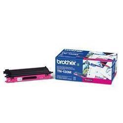 Картридж для Brother BrTN-130M (пурпурный) - Картридж для принтера, МФУКартриджи<br>Пурпурный картридж BrTN-130M для Brother HL-4040CN, 4050CDN, 4070CDW, DCP-9040CN, MFC-9440CN позволит распечатать до 1500 страниц.
