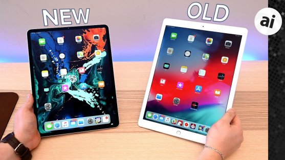 видеообзор Apple iPad Pro 12.9 (2018) 512Gb Wi-Fi (серый) :::